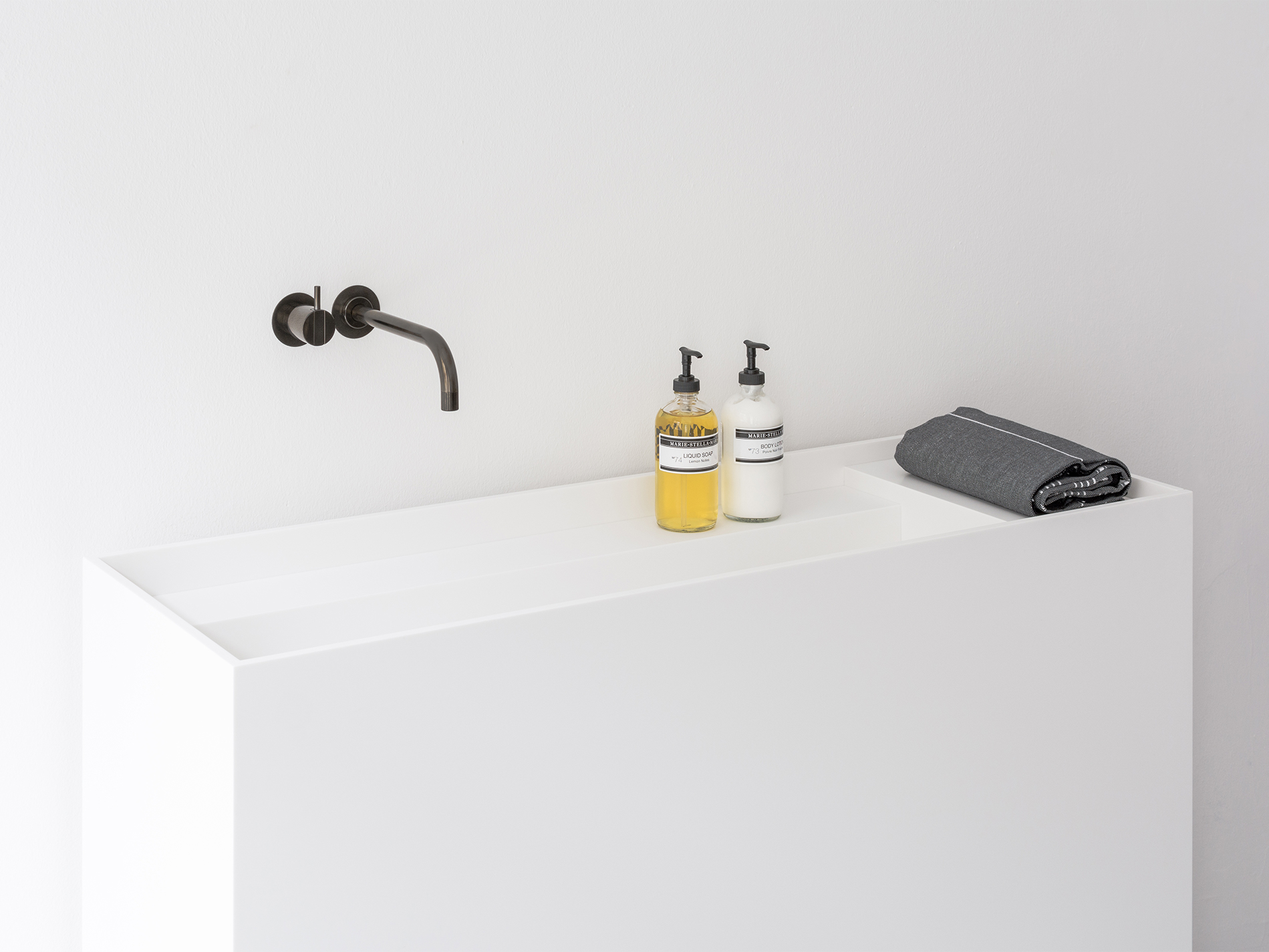 Scape • Basin • Not Only White